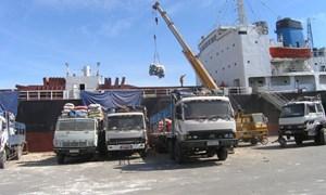 Xử lý thuế, tiền phạt chậm nộp thuế nguyên liệu sản xuất xuất khẩu