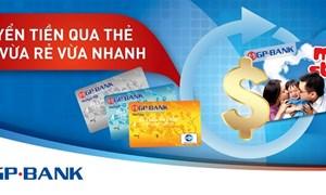 GP.Bank triển khai khuyến mại dành cho chủ thẻ