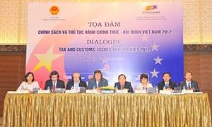 EuroCham đánh giá cao nỗ lực của Bộ Tài chính