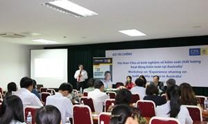 Kiểm soát chất lượng hoạt động kiểm toán ở Australia và kinh nghiệm cho Việt Nam