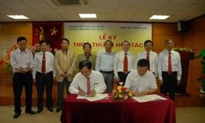 Agribank Tây Hồ hợp tác dịch vụ với Bệnh viên E Trung ương