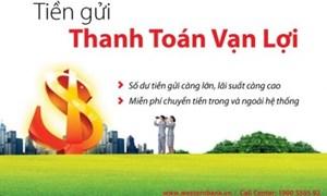 """Western Bank triển khai sản phẩm """"Tiền gửi thanh toán Vạn Lợi"""""""
