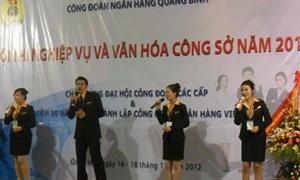 BAC A BANK Quảng Bình tham gia