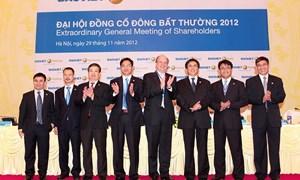 Tập đoàn Bảo Việt công bố Hội đồng Quản trị, Ban Kiểm soát nhiệm kỳ 2012 - 2017 và bổ nhiệm Tổng Giám đốc
