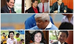 7 doanh nhân gây ấn tượng mạnh trên thương trường năm 2012