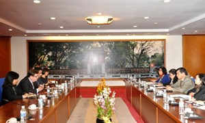 Thứ trưởng Trương Chí Trung : Đánh giá cao thành tựu của Ngân hàng ANZ tại Việt Nam