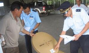 Hải quan Bình Dương triển khai nhiệm vụ thu thuế năm 2013