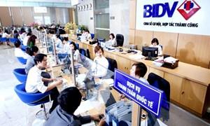 Ngân hàng tham gia tháo gỡ khó khăn cho sản xuất kinh doanh, hỗ trợ thị trường, giải quyết nợ xấu