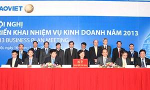 Tập đoàn Bảo Việt triển khai nhiệm vụ kinh doanh năm 2013