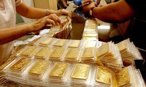 Chỉ 4 ngân hàng được ủy thác xuất nhập khẩu vàng