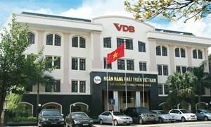 Phát triển VDB thành ngân hàng chính sách của Chính phủ