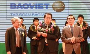 Tập đoàn Bảo Việt được vinh danh nhờ thực hiện tốt trách nhiệm xã hội và phát triển hướng tới cộng đồng