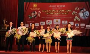 """14 khách hàng mắn của Chương trình """"Mua nhẫn cưới vàng – Trúng Quà sang"""