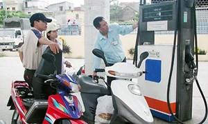 Điều chỉnh tăng giá xăng dầu