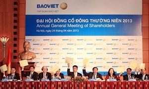 Tập đoàn Bảo Việt bổ nhiệm Tổng Giám đốc mới, bầu bổ sung thành viên Hội đồng Quản trị