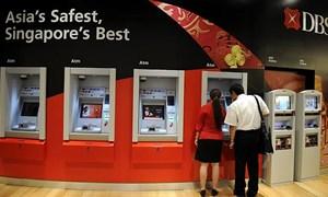 Ngân hàng châu Á ngày càng lấn lướt phương Tây