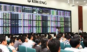 Thị trường chứng khoán Việt Nam tăng trưởng tốt nhất ở châu Á