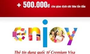 Chi tiêu không mất tiền với thẻ VISA VietinBank