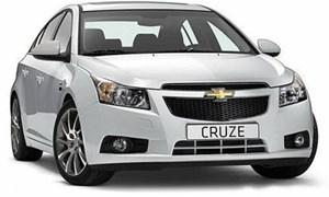 Ra mắt Chevrolet Cruze phiên bản 2013