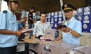 Kiểm soát chặt hàng quá cảnh qua Việt Nam