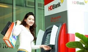 HDBank ưu đãi cực lớn cho chủ thẻ Visa