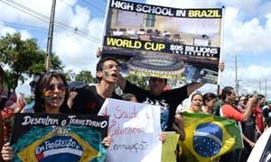 Chi phí cho World Cup - mồi lửa tại Brazil