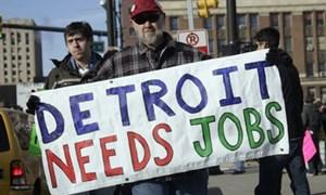 Vì sao Detroit không thể trả nổi khoản nợ 18,5 tỷ USD?
