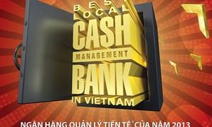 """2 năm liên tiếp BIDV nhận giải thưởng """"Ngân hàng Quản lý tiền tệ tốt nhất Việt Nam"""""""