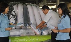 Đề nghị hoàn thuế với hàng nhập kinh doanh thuê gia công xuất khẩu