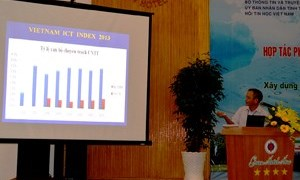 Bộ Tài chính và Đà Nẵng dẫn đầu chỉ số ICT Index