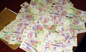 Khởi tố vụ tiêu thụ tiền giả lớn nhất từ trước đến nay ở Phú Yên