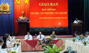 Trưởng ban Kinh tế Trung ương Vương Đình Huệ:  Cần gắn chặt liên kết vùng với tái cơ cấu nền kinh tế...