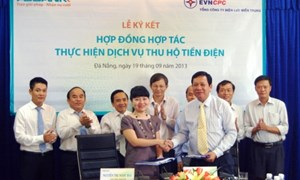 ABBANK và EVNCPC ký kết hợp tác thực hiện dịch vụ thu hộ tiền điện