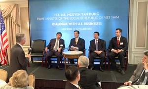 Thủ tướng mời nhà đầu tư Mỹ tham gia thị trường tài chính Việt Nam