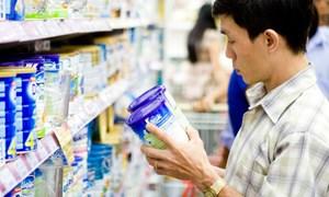UNDP khuyến nghị Bộ Y tế Việt Nam nên  xếp sữa công thức đúng vào hạng mục sữa