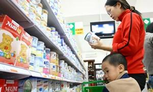 Kiến nghị Bộ Y tế khẩn trương ban hành danh mục sữa
