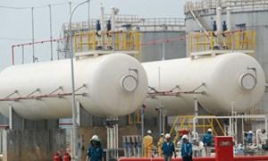 Thủ tục nhập khẩu khí qua đường ống chuyên dụng