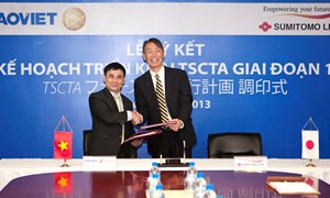 Tập đoàn Bảo Việt và Sumitomo Life chính thức ký kết Kế hoạch triển khai Thỏa thuận hỗ trợ kỹ thuật và chuyển giao năng lực
