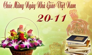 Bộ trưởng Bộ Tài chính Đinh Tiến Dũng gửi thư chúc mừng ngày Nhà giáo Việt Nam