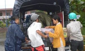 BIDV cứu trợ đồng bào miền Trung, Tây Nguyên