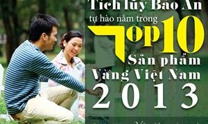Tích lũy Bảo An BIDV - Sản phẩm Vàng Việt Nam