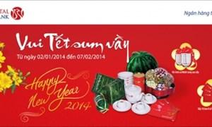 VietCapitalBank tặng quà năm 2014