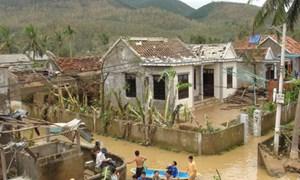 Hỗ trợ tái thiết sau thiên tai: Thành quả đáng ghi nhận