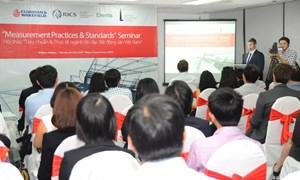 Cushman & Wakefield giới thiệu phương pháp đo lường bất động sản theo tiêu chuẩn RICS