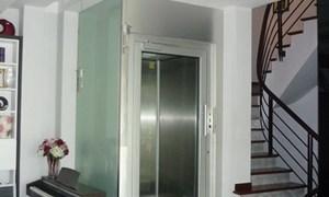 Đẳng cấp thang máy gia đình Domuslift