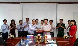 BIDV ký hợp đồng hạn mức tín dụng giai đoạn 2014-2015 với Tổng Công ty Thành An