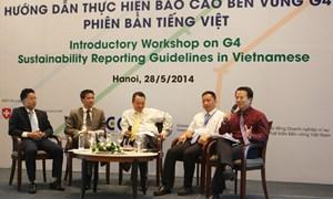 Bảo Việt tiên phong thực hiện Báo cáo phát triển bền vững theo G4