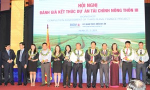 Đồng hành cùng nông thôn phát triển bền vững