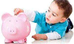 Độc đáo cách dạy con tiêu tiền