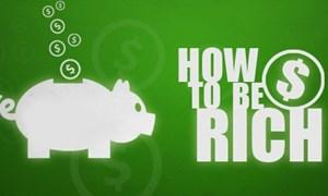 8 bước để trở thành triệu phú